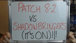 FFXIV Shadowbringers vs Patch 8.2 (IT'S ON!!!!)