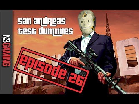San Andreas Test Dummies Ep. 26 - GTA 5...