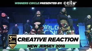 Baixar Creative Reaction | 3rd Place Team Div | Winners Circle | World of Dance New Jersey 2018 | #WODNJ18