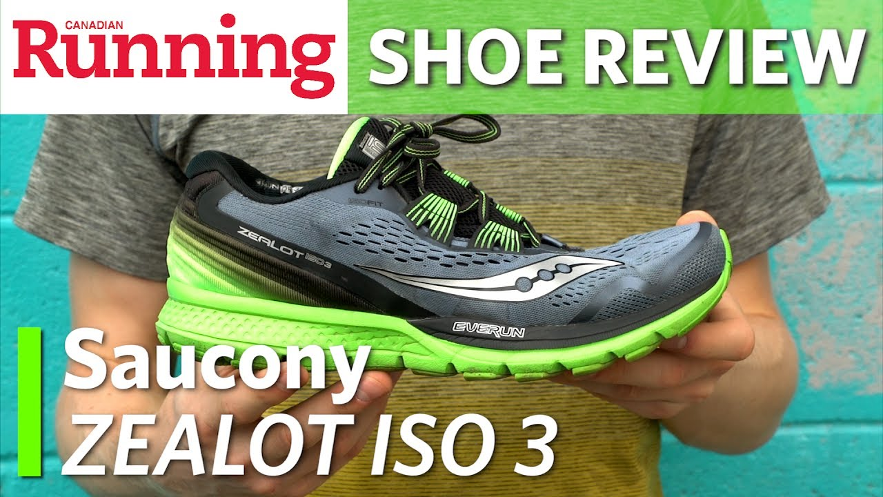 Saucony Hurricane ISO 3 | Women's Fit Expert Review YouTube