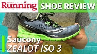 SHOE REVIEW: Saucony Zealot ISO 3