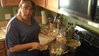 Creamy Cabbage Potato Soup Recipe : Dishes With Flavor