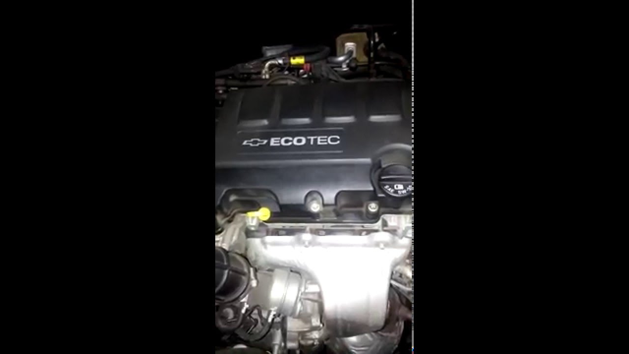pvc valve fail stuck open chevrolet cruze eco  youtube