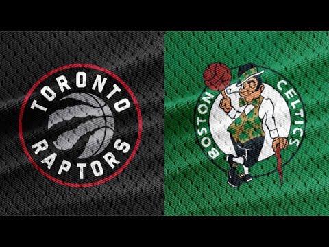 Toronto Raptors Vs Boston Celtics Live Stream Play-By-Play & Reactions
