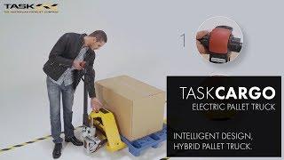Hybrid Electric Pallet Truck | TASK Cargo