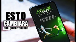 La Aplicación Que Cambiara CUALQUIER TELÉFONO ANDROID😍
