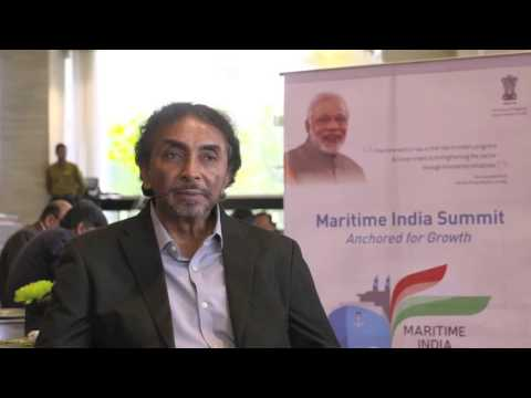 Mr. Deepak Shetty, IRS, Director General of Shipping on benefits of MIS 2016