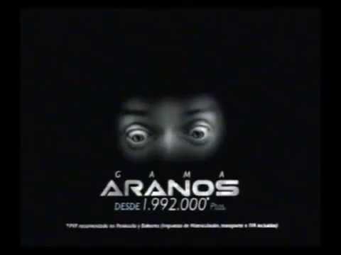 Anuncio Daewoo - 1996