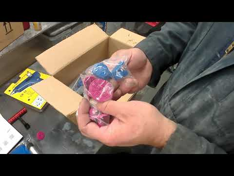 WHDZ 65 piece Paintless Dent Repair Kit unboxing and quick review