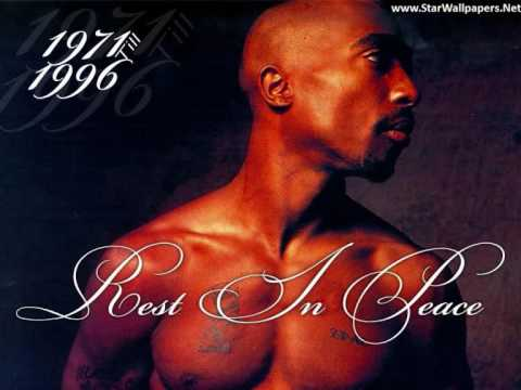 2pac - When We Ride On Our Enemies (lyrics)
