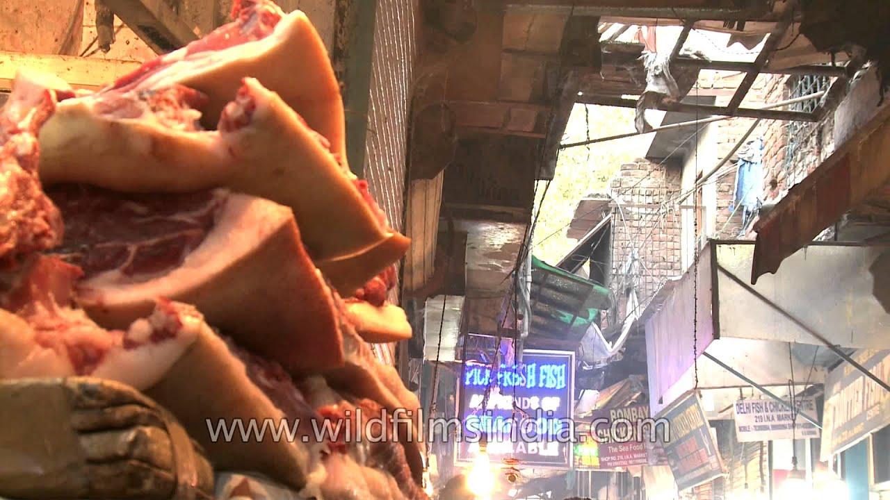 Ina Market Food