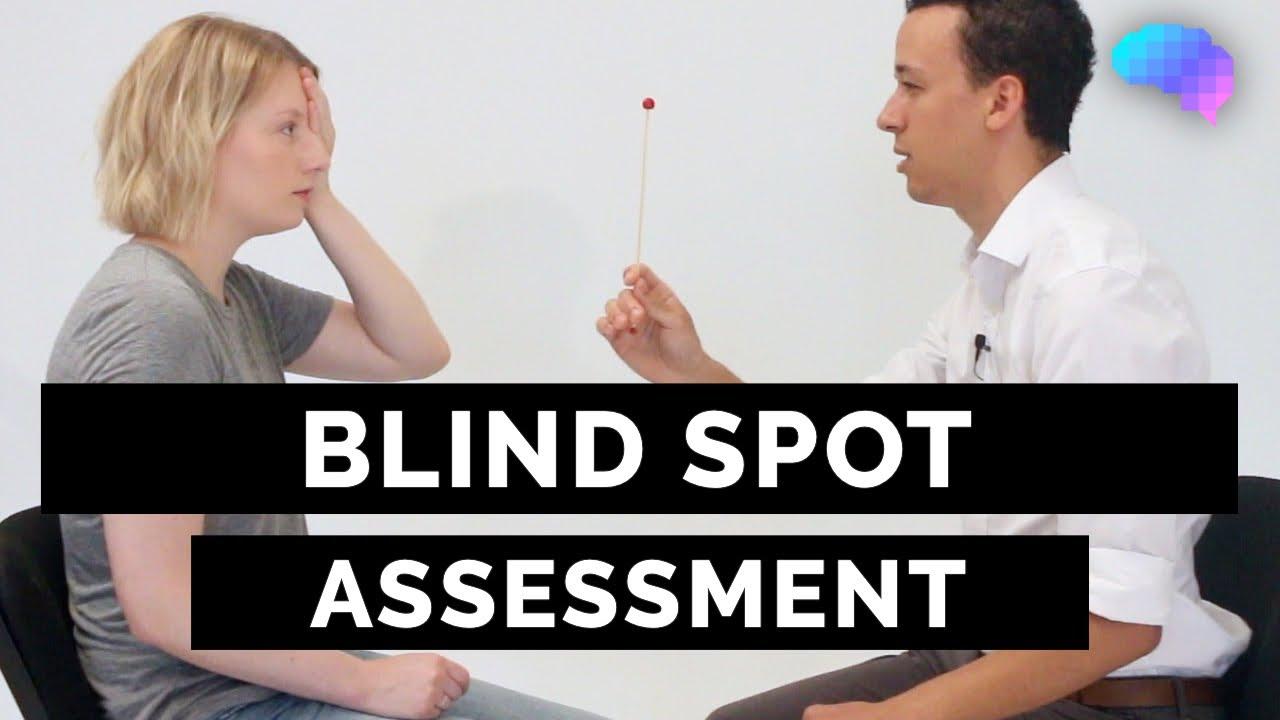 Blind Spot Assessment - OSCE Guide