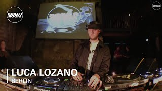 Luca Lozano Boiler Room Berlin DJ Set