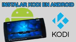 Como instalar y configurar XBMC/Kodi en Android