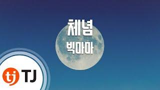 Resignation 체념_Bigmama 빅마마_TJ노래방 (Karaoke/lyrics/romanization/KOREAN)