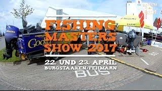 Fishing Masters Show 2017 - Teil 1