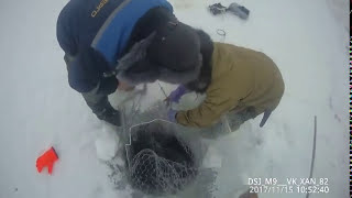 Ловим ряпушку! Вот что стало с сетью! Якутия Yakutia