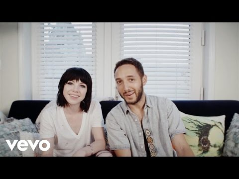 Carly Rae Jepsen - Run Away With Me (Behind The Scenes)