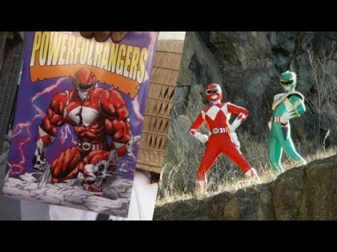 Top 5 Power Rangers References in Super Sentai