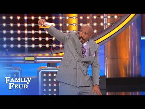 4 hour ERECTION? Here's what to do! | Family Feud