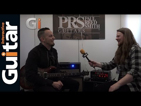 NAMM 2018 | Mark Tremonti Talks New Tremonti Concept Album and Book, Plus New PRS Amp Demo