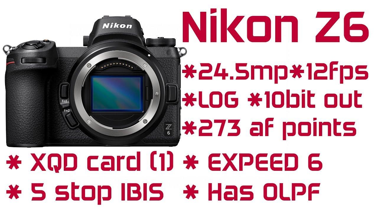The Nikon Z6 is Amazing Value (vs Sony A7iii)