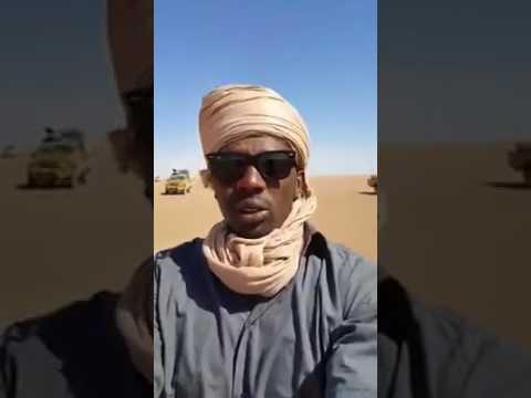 Tchad: la rébellion a bougé et menace de renverser Idriss Deby pour instaurer la démocratie