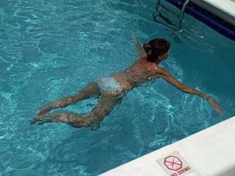 "Simple Swimming Exercise: ""The Froggie"""