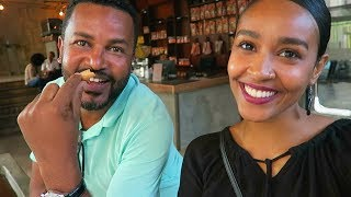 Coffee with Strangers in Ethiopia يوم في أديس أبابا