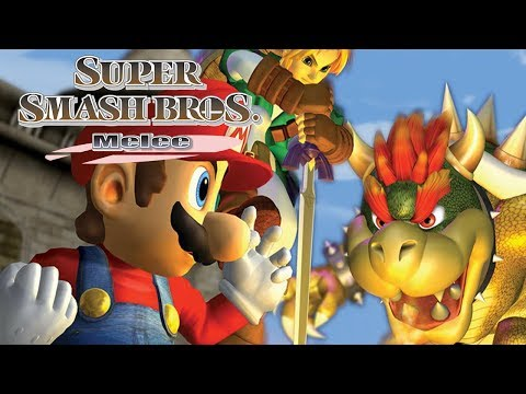 Super Smash Bros Melee HD Español En directo