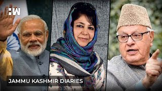 """""""जम्मू कश्मीर : एक्शन में बीजेपी नेता, फिर से सरकार बनाने का किया दावा  """""""