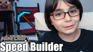 BİR EFSANE - MİNECRAFT SPEED BUİLDERS BKT