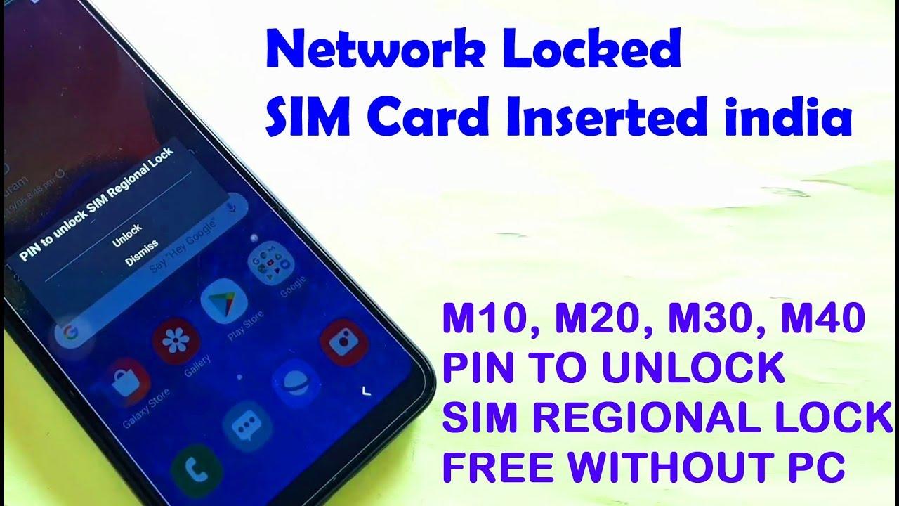 Unlock Sim Regional Lock Free Trick All Samsung Models India Youtube