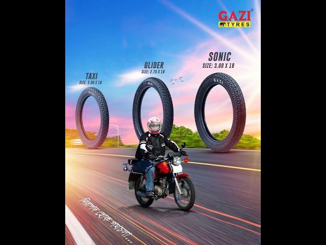 Gazi Motorcycle Tyres