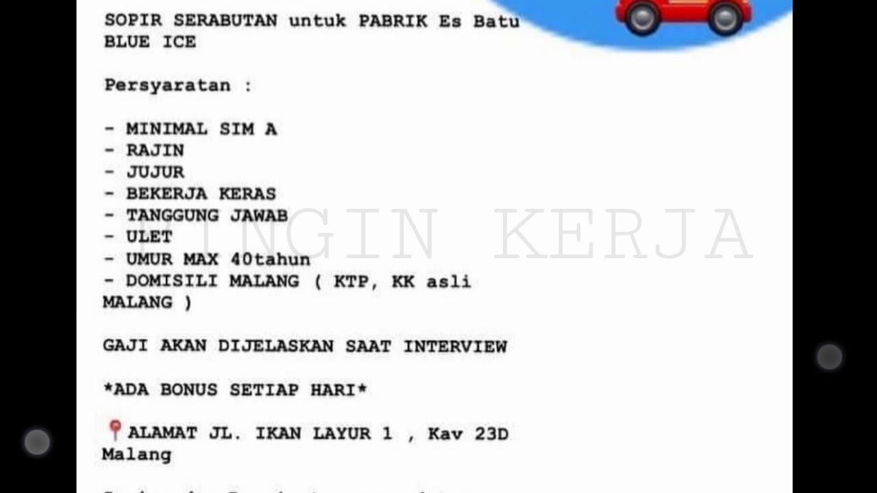 Loker Driver Bank Bri Surabaya : Ini 12 Program Untuk Bantu Driver Gojek Di Tengah Wabah Corona ...