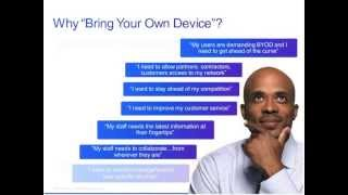 BYOD and Mobile Device Management Made Simple