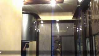 нарядные шкафы купе в прихожую(сложный но красивый шкаф в прихожую. пескоструй выполнен по зеркалам и по тонированным коричневым стеклам...., 2013-01-14T08:39:51.000Z)