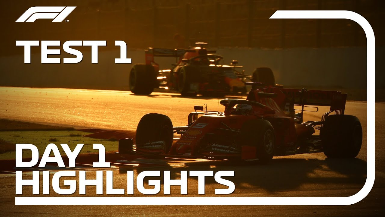Day 1 Highlights | F1 Testing 2019 - FORMULA 1