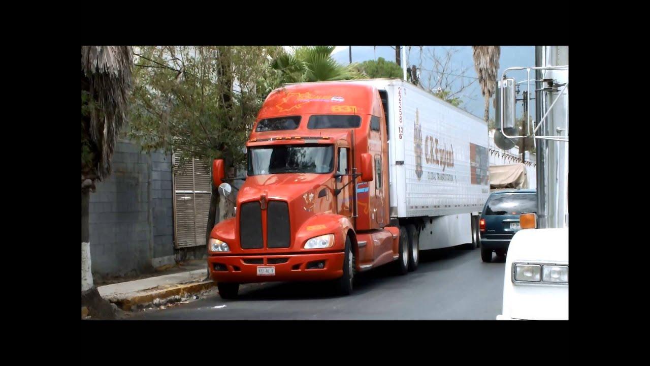 gonzalez trucking 831  u0026quot cometin u0026quot   u0026 c r england