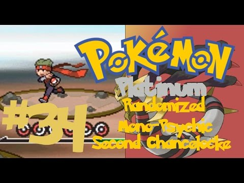 Pokemon Platinum Second Chancelocke Episode 34: A Lower Speed Than Level, That's Impressive