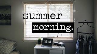 Video Summer Morning Routine | Jenn download MP3, 3GP, MP4, WEBM, AVI, FLV Agustus 2017