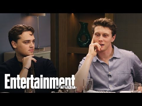 '1917' Actor Dean-Charles Chapman Discusses Looking Like Richard Madden | Entertainment Weekly