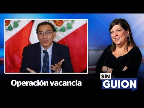 Operación vacancia - SIN GUION con Rosa María Palacios