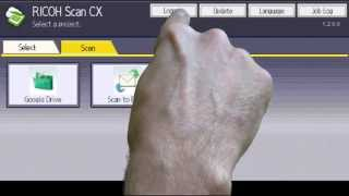 Training | Scan CX - Scanning A Document | Ricoh Wiki