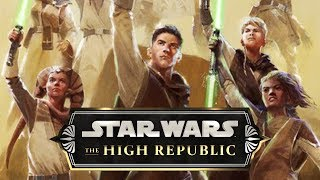 Star Wars: The High Republic CONFIRMED - Project Luminous Announcement Reaction