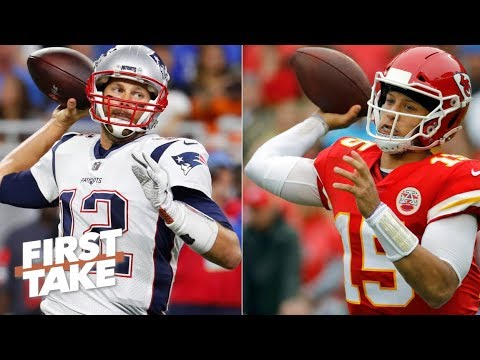 Will the Chiefs' defense stop Tom Brady and the Patriots in the AFC Championship?   First Take