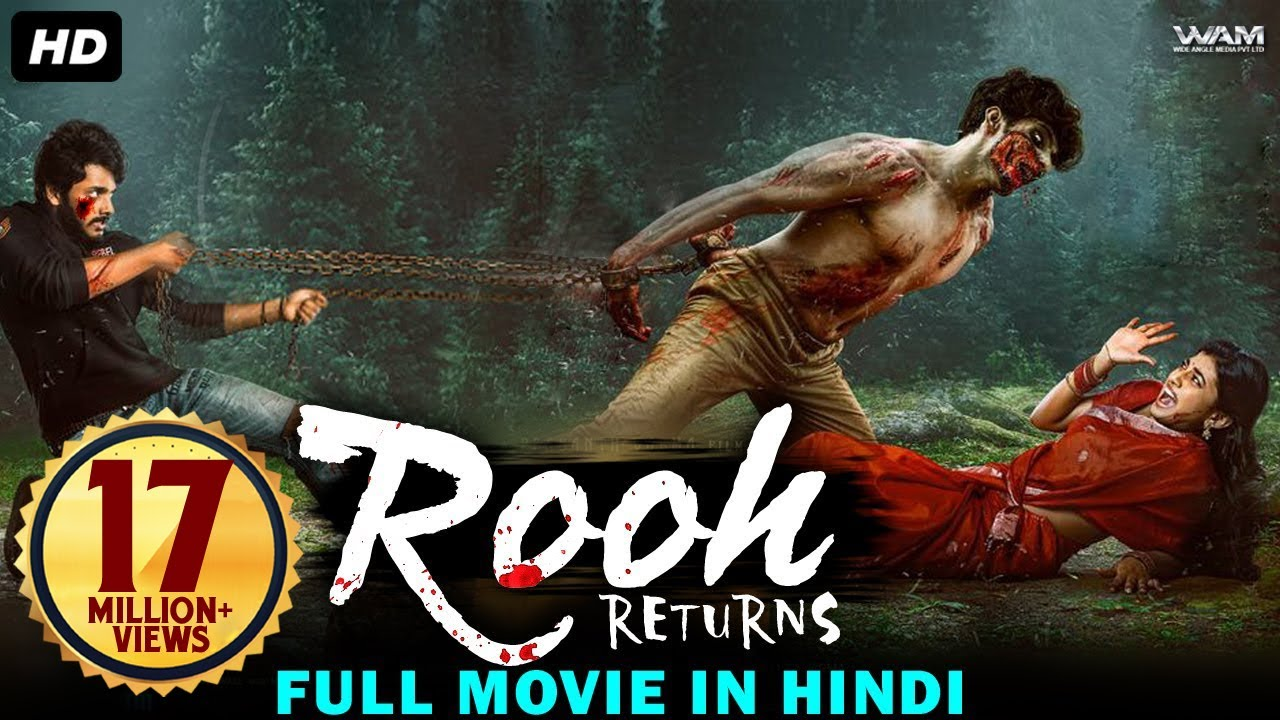 ROOH Returns 2021 New Released Full Hindi Dubbed Movie | New Horror Movie Hindi | Latest Movie 2021