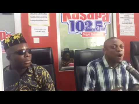 Prophet Kumchacha's hot argument with Lawyer Maurice Ampaw