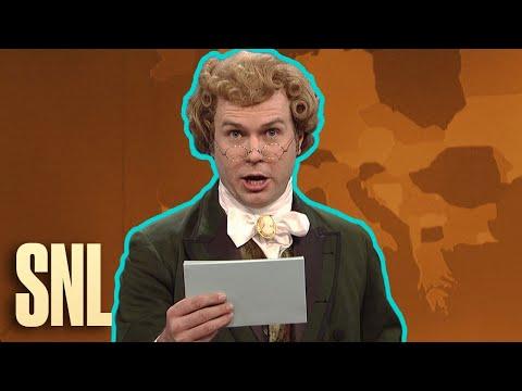 Weekend Update Rewind: Jebidiah Atkinson - SNL