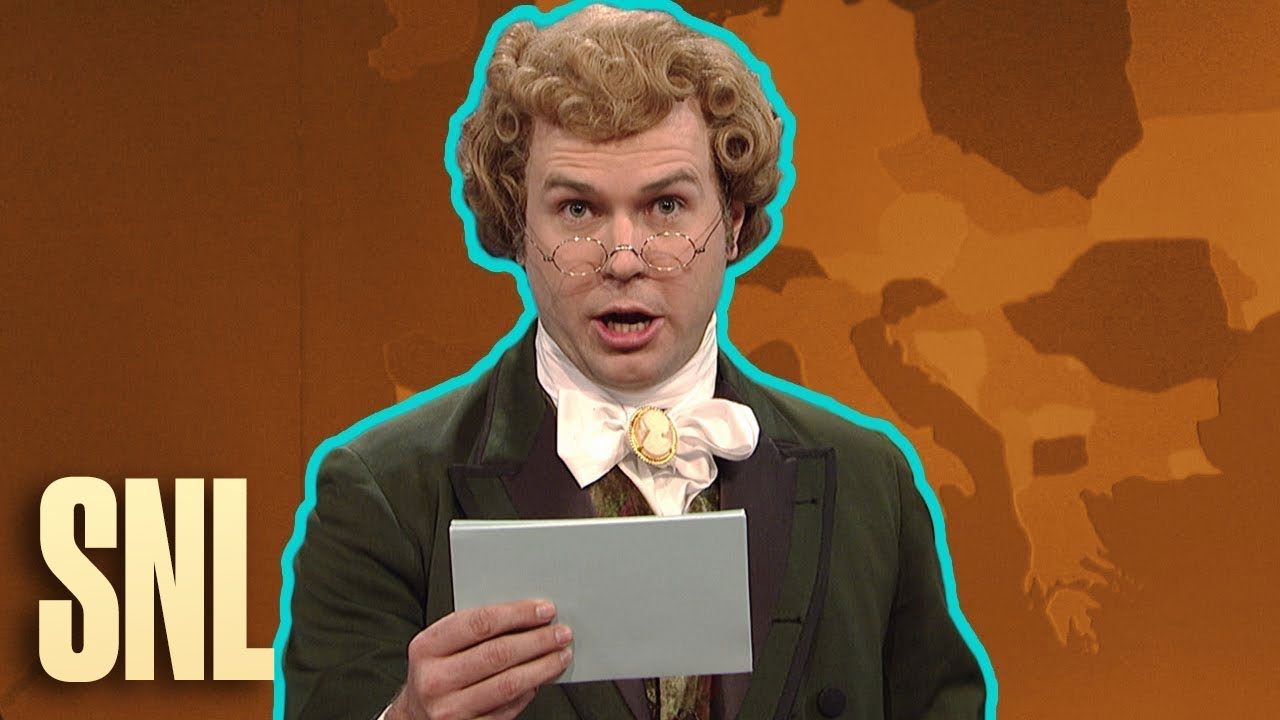 Weekend Update Rewind: Jebidiah Atkinson - SNL